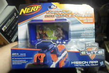 New Nerf N-Strike Elite MISSION APP Uses iPhone iPod as Camera on Guns Blasters