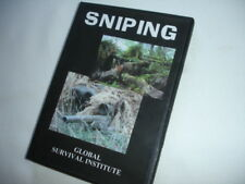 C4  SNIPING - Sniper Training Tutorial -hunting, tracking, camoflage, survival