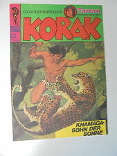 1x Comic - Korak - BSV- Nr. 95 - Z. 1-2