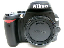 Nikon D40X 10.2MP digital SLR camera body *superb
