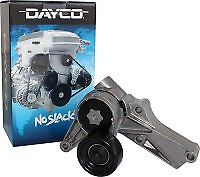 DAYCO Automatic Belt Tensioner FOR Audi A6 06-08 2.7L V6 CRD Turbo C6 130kW-BPP