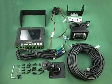 "Weldex RV Motorhome 5 "" Back Up Monitor System WDRV-5063 With Motorized Camera"