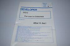 Developer for Konica minolta bizhub C350/C450 BLACK