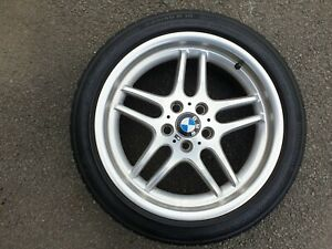 """BMW E38 7 SERIES M SPORT STYLE 37 18"""" PARALLEL FRONT ALLOY WHEEL 36.11-2227631"""