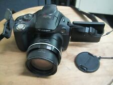 Canon Powershot SX40HS 12.1MP Digital Camera 35x Zoom Wide Angle w Charger