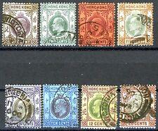 MALAYA STATES Complete MNH Set 1953 QEII CORONATION ISSUES ALL 12 States