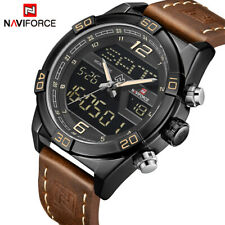 NAVIFORCE Luxury Sports Watches Men Fashion Casual Digital Quartz Watch Military