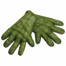 Avengers Hulk Gloves Hands Halloween Costume Accessory NEW
