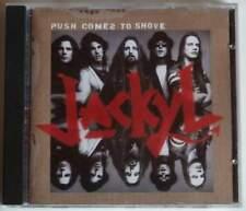 Jackyl 1994 Push comes to shove CD