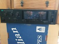 Sansui model R-505  170 watts working but not tagged & tested