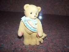 Cherished Teddies Congratulations This Calls For A Celebration 1997 Enesco