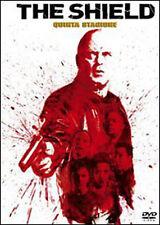 The Shield - Stagione 05 (4 Dvd) - DVD NUOVO