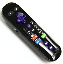 Latest Enhanced Game remote w/ Headphone jack for Roku 2/3/4, Premiere+/Ultra