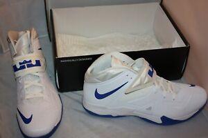 Nike ZOOM LeBron Soldier VII Basketball Shoes NIB Kentucky UK team issued sz 18