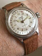 Oris Big Crown Pointer Date Automatic Watch Ref. 7400B GP Bezel