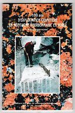 100 ans d'exploitation granitière en montagne bourbonnaise et en Forez, 1994