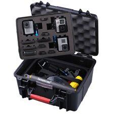 Smatree GA700-3 Floaty Water-Resist Hard Case For Gopro Hero 8/7/6/5/4/3 Cameras