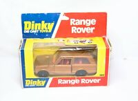 Dinky 192 Range Rover In Its Original Box - Near Mint Vintage Original