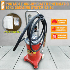 NEW Portable Air-operated Pneumatic 10kg Greasing System GZ-10