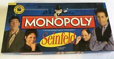 Monopoly Seinfeld Collector's Edition (2009) Board Game (Complete) Slightly Used