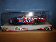 Winners Circle Tony Stewart # 33 Old Spice 1:24 scale