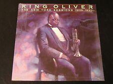 King Oliver - New York Sessions (1929-1930) - 1989 LP - SEALED!