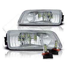 06-07 Honda Accord Inspire 4Dr Fog Light w/Wiring Kit & LED Bulbs