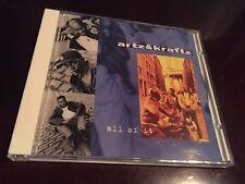 artz & kraftz - all of it Promo CD Swingbeat New Jack Swing CSK 74721 1992 Sony