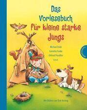 Das Vorlesebuch für kleine starke Jungs - Funke, Preussler, Boie u.a. - TOP