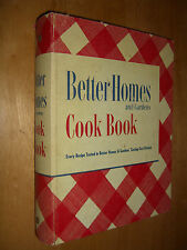 Better Homes And Gardens CookBook 5 Ring Binder De Luxe Edition 1949
