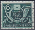 German Reich 904 O Day Postage Stamp 1944, Postmarked