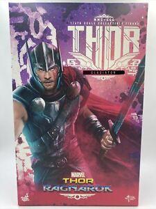 Hot Toys 1/6 MMS 444 Thor Ragnarok Gladiator Standard Ed Marvel US Seller RARE