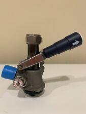 Micro Matic Keg Sankey D System Beer Coupler Tap