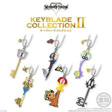 Kingdom Hearts Key Blade Collection II Sealed Box Bandai Japanese