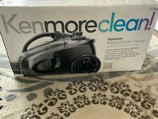 Kenmore Bagless Compact Canister Vacuum