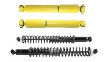 For GMC K2500 1988-2000 K1500 1988-1999 Front & Rear Shocks Struts Kit Monroe