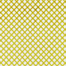 SCALAMANDRE POMFRET GEOMETRIC CUT VELVET FABRIC 10 YARDS CHARTREUSE