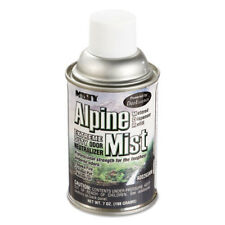 Metered Odor Neutralizer Refills, Alpine Mist, 7oz, Aerosol, 12/Carton