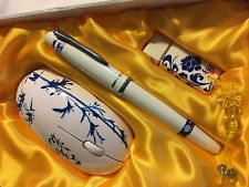 New in Gift Box~Asian Desk Pen/Mouse/Thumb Drive Set ~ Beautiful Gift