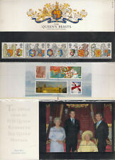 UK Presentation Packs ( Multiple Listing ) ROYAL MAIL MINT STAMPS STAMP GB