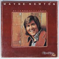 Wayne Newton - While We're Still Young (1973) [SEALED] Vinyl LP •