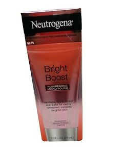 Neutrogena Bright Boost Resurfacing Micro Polish - 2.6 oz NIB