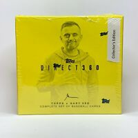 2019 Topps GARY VEE COLLECTORS EDITION Sealed Set GUARANTEED AUTO Golden Ticket?