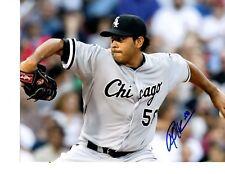 Pedro Hernandez Chicago White Sox Signed Autographed 8x10 Photo LOM COA (PH2544)