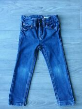 Jeans denim bleu Slim BEST WAY 4 ans,tbe!
