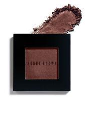 New In Box Bobbi Brown Metallic Eye Shadow #13 Cognac Brown .1oz/2.8g Full Size