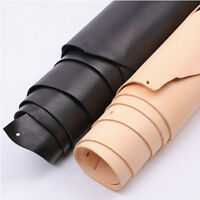 [XM] Real Leather Crafts Choose Diy Natural Leather Sheet 1.5mm Thick