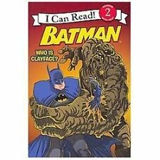 Batman Classic: Who Is Clayface? (i Can Read Book 2): By Donald Lemke