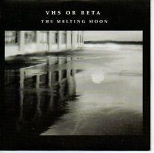 (AR348) VHS or Beta, The Melting Moon - 2005 DJ CD