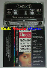 MC CHOPIN Concerto pianoforte orch 1 op 11 2 op 21 concerto cd lp dvd vhs